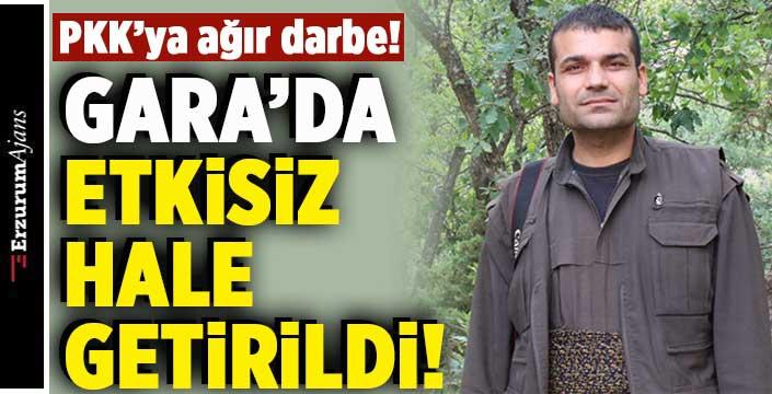 MİT ve TSK'dan  PKK'ya nokta operasyon