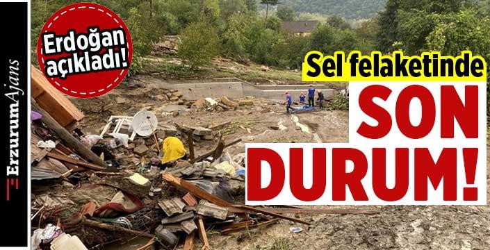 Sel felaketinde can kaybı 17'ye çıktı