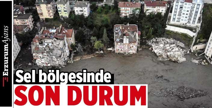 Sel felaketinin bilançosu ağırlaşıyor
