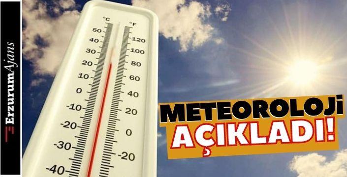 Sıcaklıklar mevsim normallerinde!
