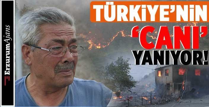 Türkiye yanıyor!