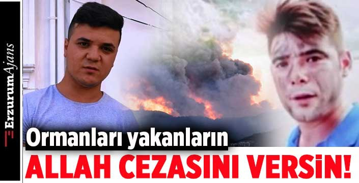Yangında hayatını kaybeden Şahin'in kardeşi konuştu