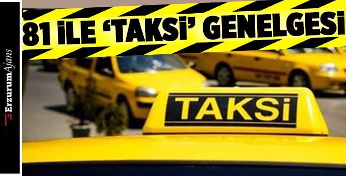 Yolcu seçen taksi trafikten men edilecek